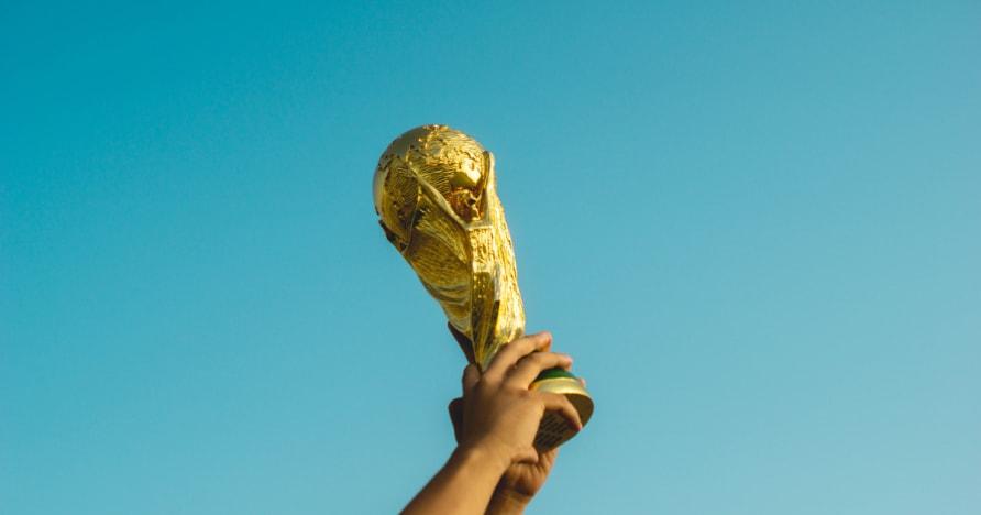 Cum Cupa Mondială de fotbal Afectat Macau Stocuri de jocuri de noroc