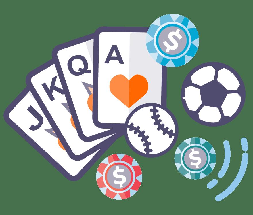Jucați Sports Betting Online -Top 2 Cazino Onlineuri care plătesc cel mai bine 2021