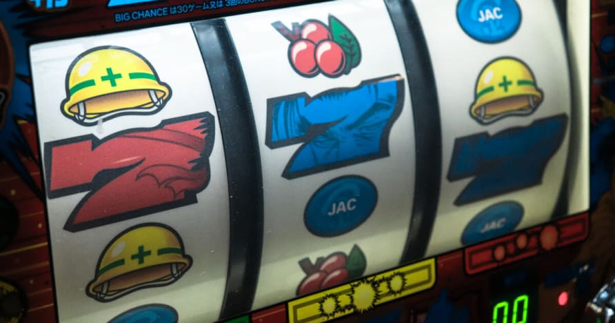 Tipuri de slot machines