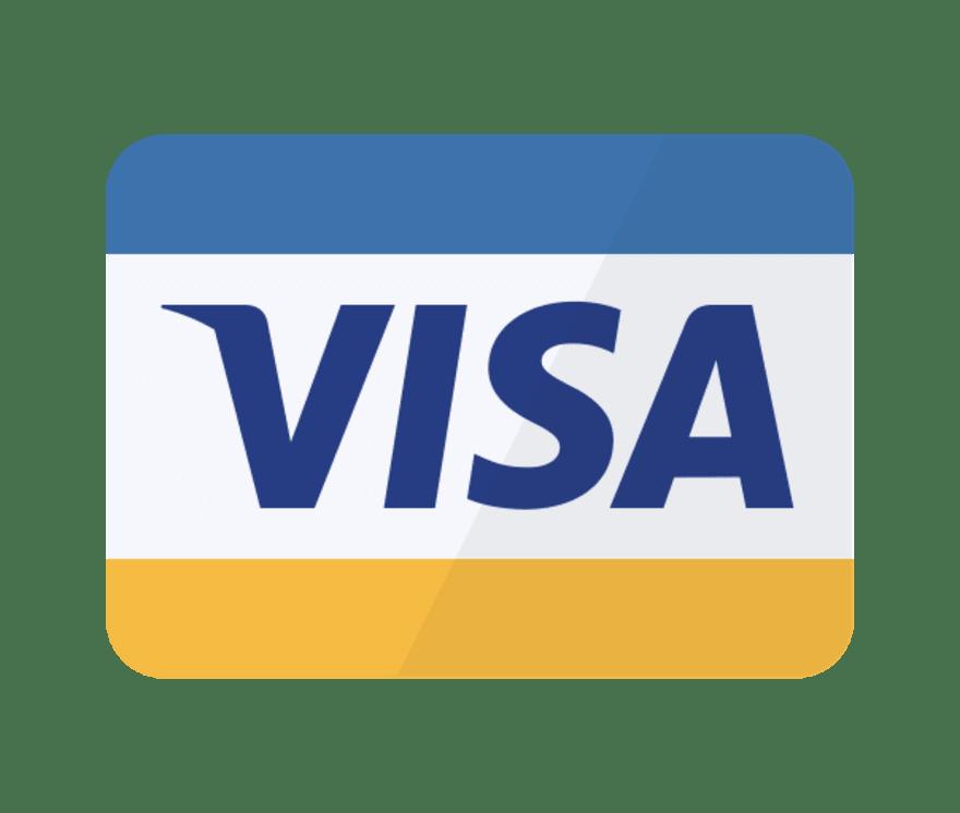 Top 83 Visa Cazino Onlines 2021 -Low Fee Deposits