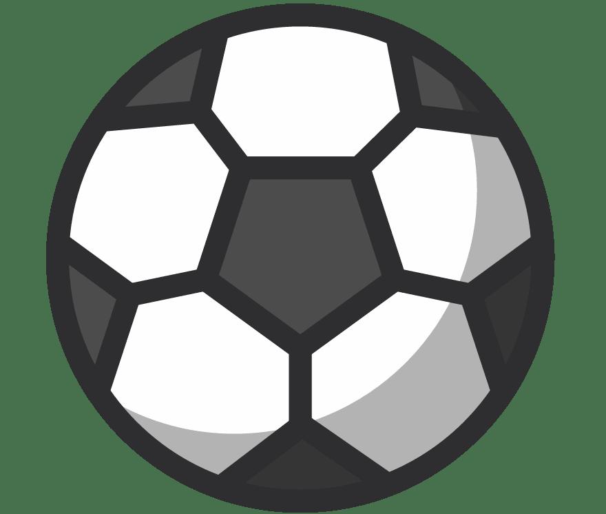 Jucați Pariuri pe fotbal Online -Top 17 Cazino Onlineuri care plătesc cel mai bine 2021