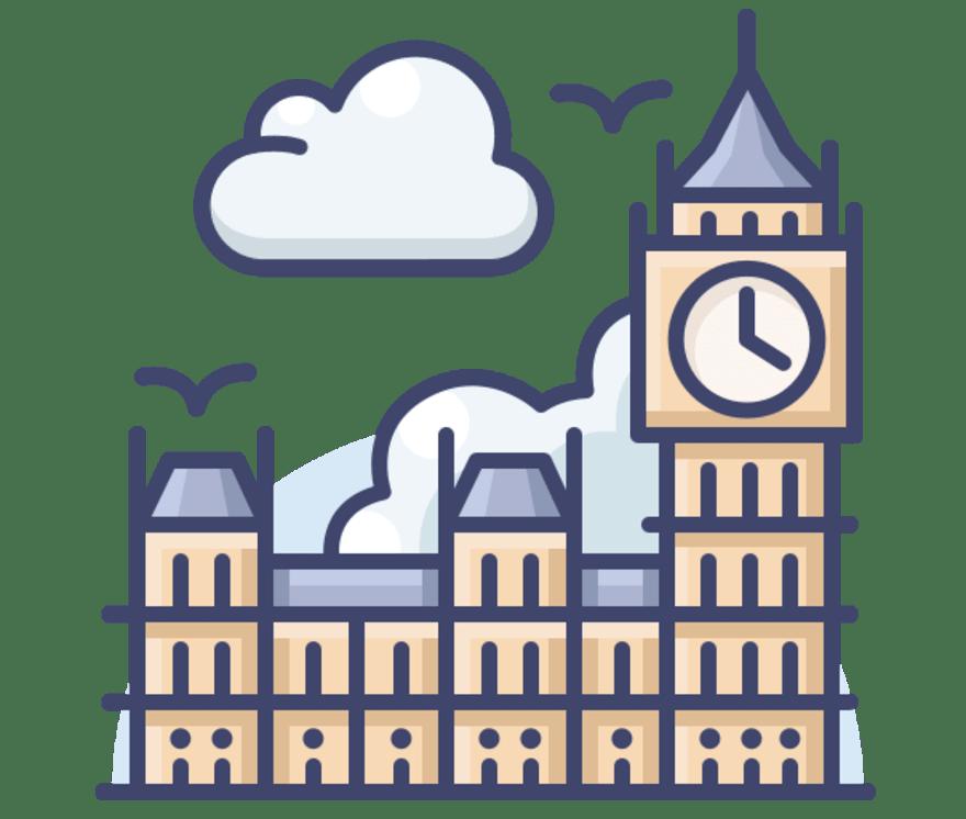 Cele mai bune 6 cazinouri online din Marea Britanie 2021