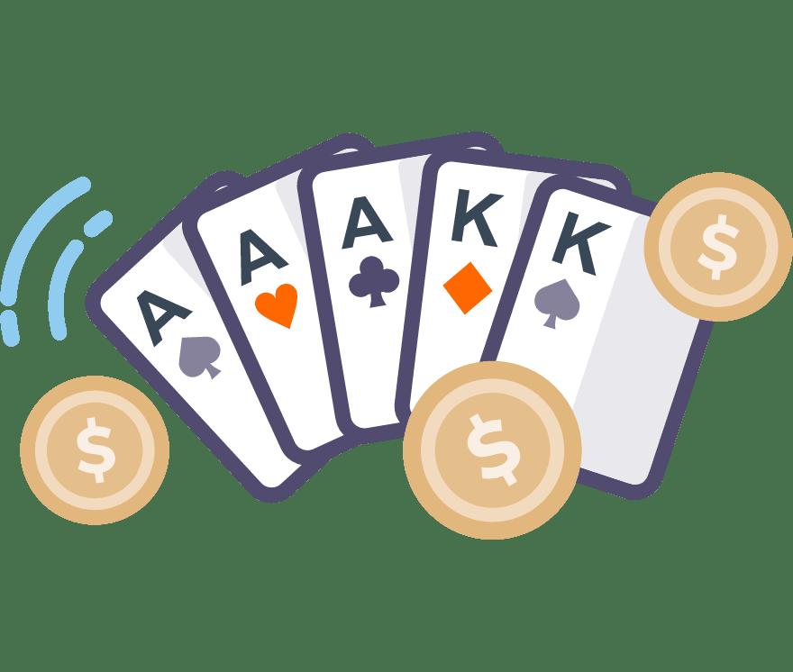 Jucați Poker Online -Top 61 Cazino Onlineuri care plătesc cel mai bine 2021