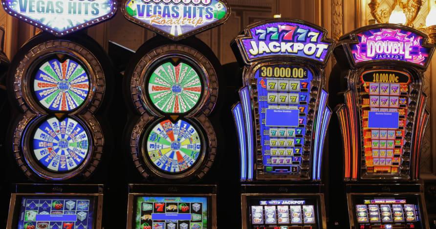 Jocuri de slot care pompează în Fortunes