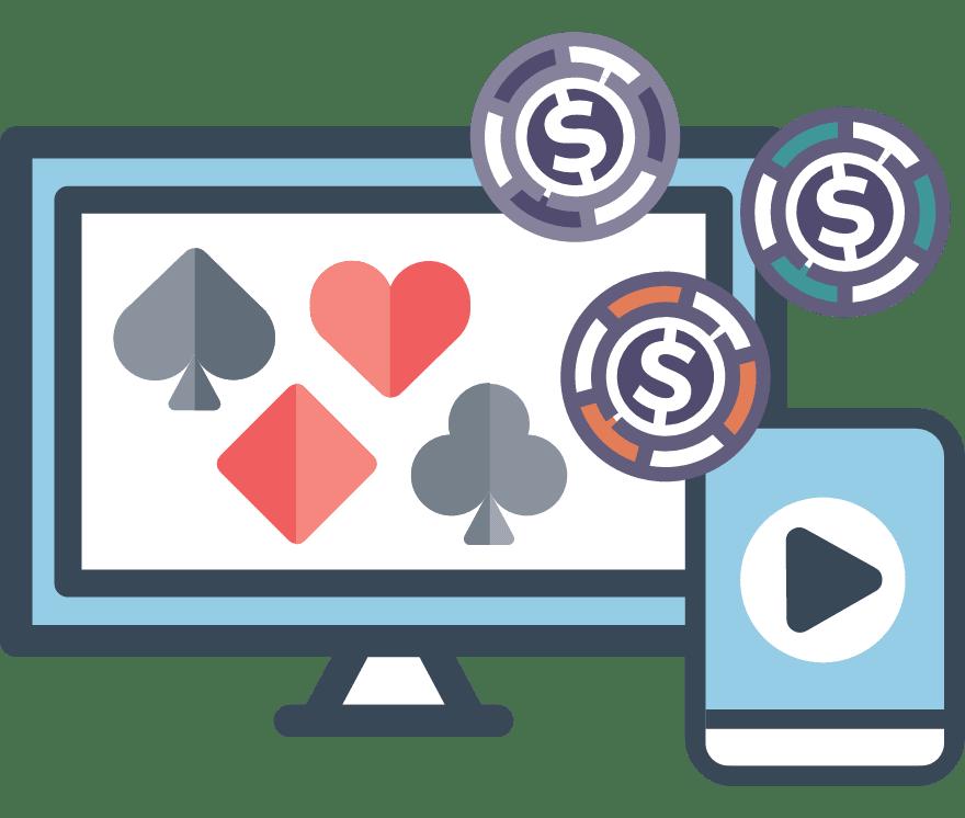 Jucați Poker video Online -Top 42 Cazino Onlineuri care plătesc cel mai bine 2021