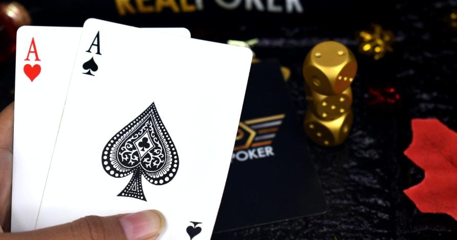 Jucând la poker - cea mai bună strategie și sfaturi pentru a scări