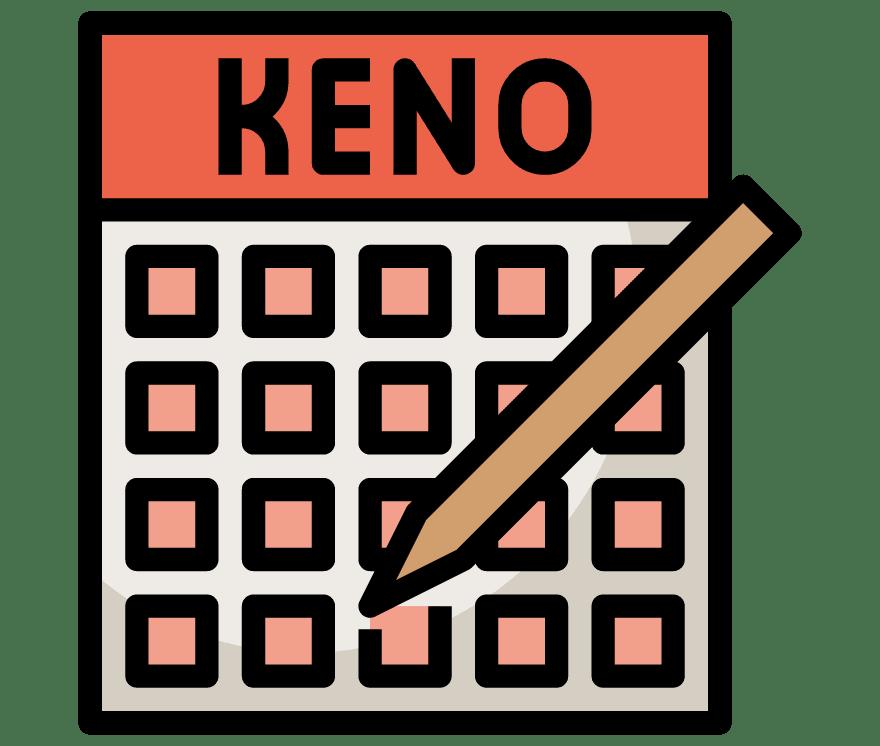 Jucați Keno Online -Top 28 Cazino Onlineuri care plătesc cel mai bine 2021
