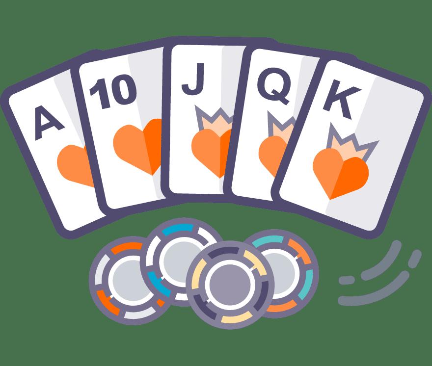 Jucați Texas Holdem Online -Top 28 Cazino Onlineuri care plătesc cel mai bine 2021