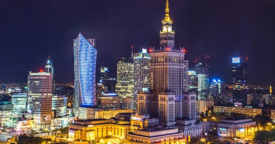 Cazinourile online din Polonia: jocuri de noroc pe internet în Polonia