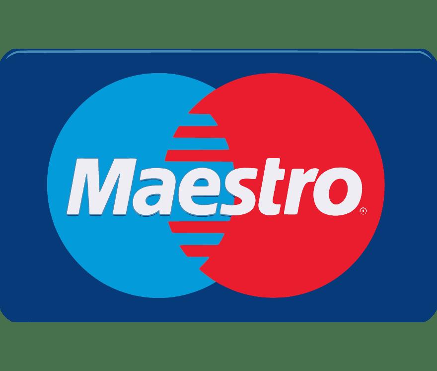 Top 37 Maestro Cazino onlines 2021 -Low Fee Deposits